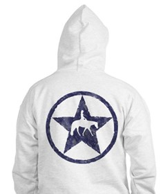 Western Pleasure Star Female Rider Hoodie