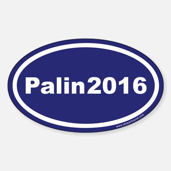 Pali2016 Oval Decal