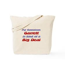 Grandson Garrett - Big Deal Tote Bag