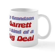 Grandson Garrett - Big Deal Mug