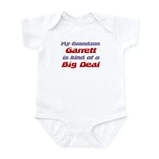 Grandson Garrett - Big Deal Infant Bodysuit