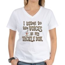 VOICES IN MY TACKLE BOX Shirt