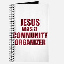 Jesus : Community Organizer Journal