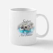 Sister pugs Mug