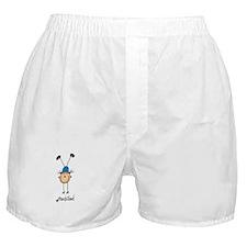 Gymnastics Handstand Boxer Shorts
