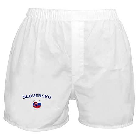 Slovensko Boxer Shorts