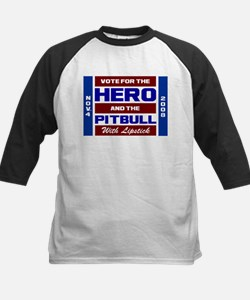 Hero & The Pitbull Tee