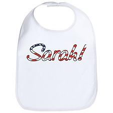Sarah! Bib