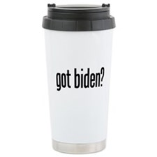 got biden? Travel Mug