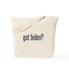 got biden? Tote Bag