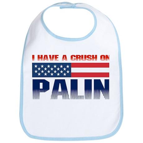 Crush on Palin Bib