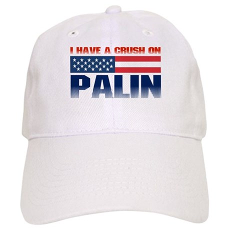Crush on Palin Cap