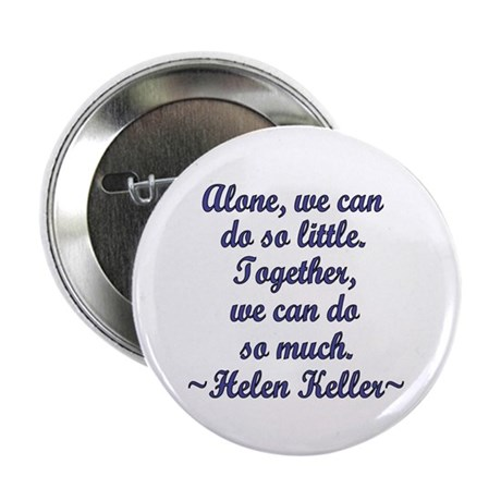 """Together 2.25"""" Button (10 pack)"""