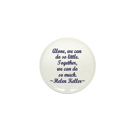 Together Mini Button