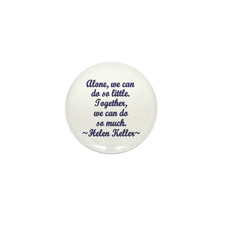 Together Mini Button (100 pack)