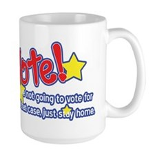 Only Vote if It's for Obama Mug