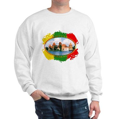 Lietuva - Trakai Sweatshirt