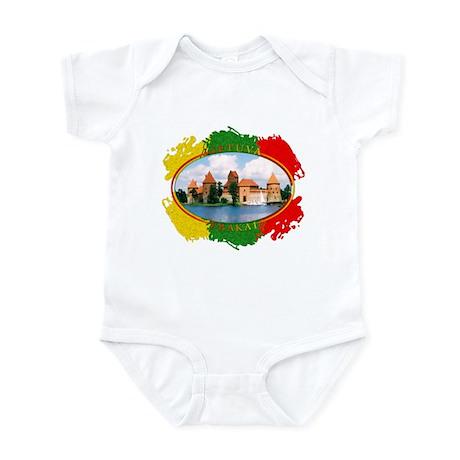 Lietuva - Trakai Infant Bodysuit