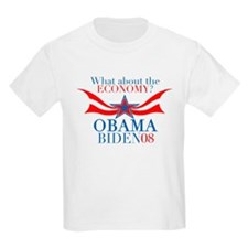 Obama for the Economy T-Shirt