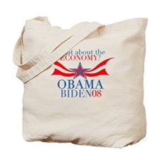 Obama for the Economy Tote Bag