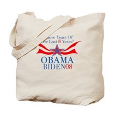 Say No to 4 More Years Tote Bag