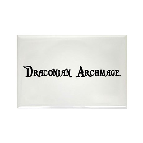 Draconian Archmage Rectangle Magnet (100 pack)