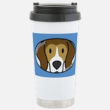 Anime American Foxhound Travel Mug