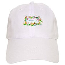 I Believe in Mermaids Baseball Cap