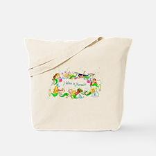 I Believe in Mermaids Tote Bag
