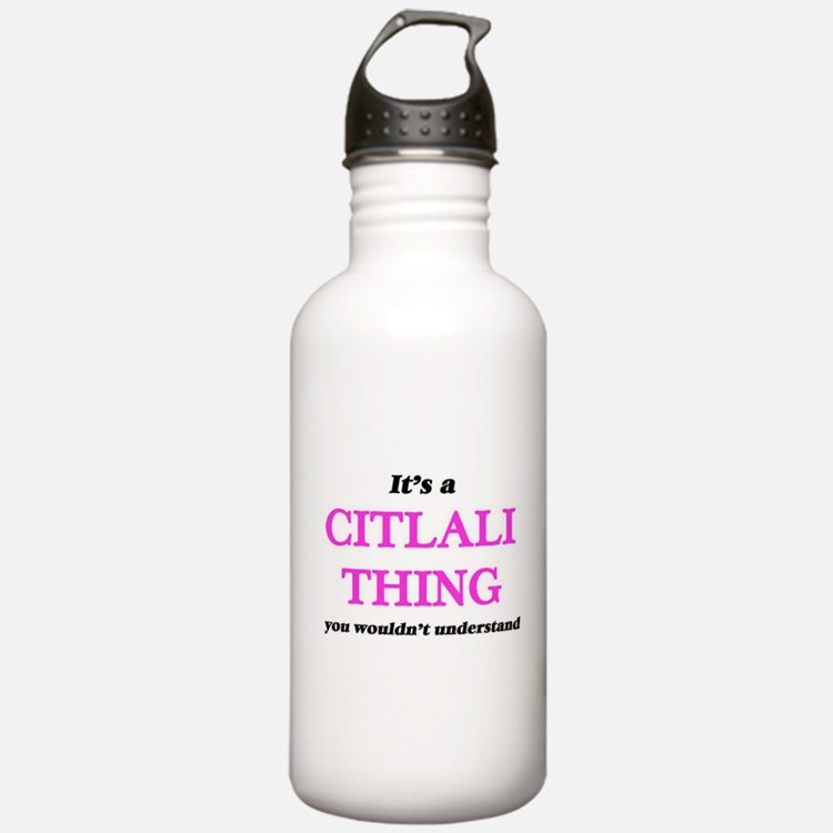 It's a Citlali thi Sports Water Bottle