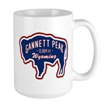 Gannett Peak, Wyoming Large Mug