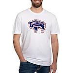 Gannett Peak, Wyoming Fitted T-Shirt