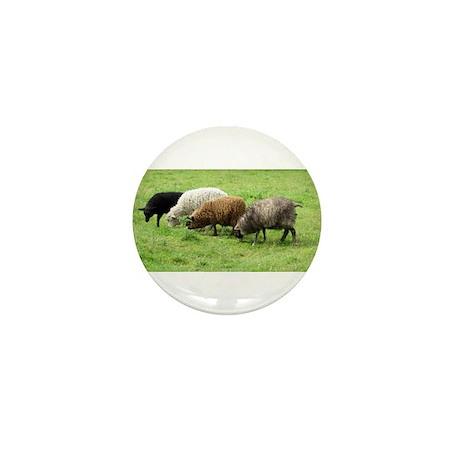 Schoonover Farm Mini Button