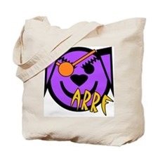 ARRF and BOOF HALLOWEEN DOG Tote Bag