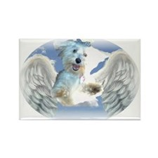 Cute Malta Rectangle Magnet (10 pack)