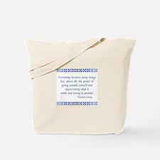 Huxley Tote Bag
