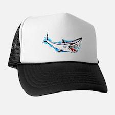 Shark Tattoo Art Trucker Hat