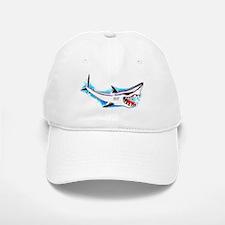 Shark Tattoo Art Baseball Baseball Cap