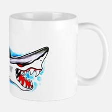 Shark Tattoo Art Mug