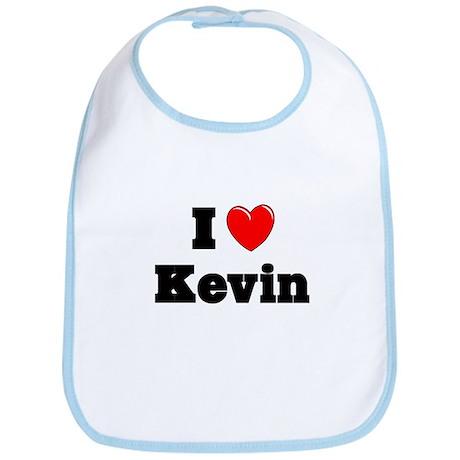 I heart Kevin Bib