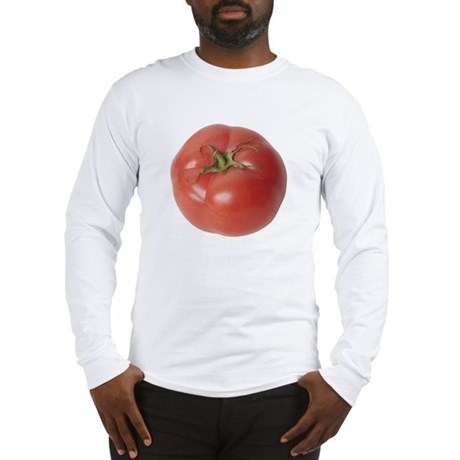 A Tomato On Your Long Sleeve T-Shirt