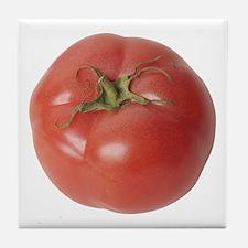 A Tomato On Your Tile Coaster