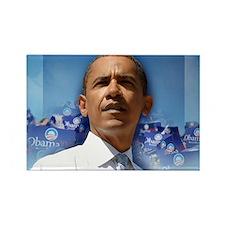 Obama 2008 Rectangle Magnet (10 pack)