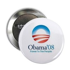 """Obama 2008 2.25"""" Button (10 pack)"""