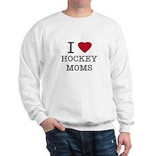 I heart Hockey Moms Sweatshirt