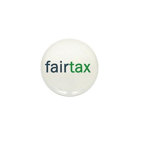 Fair Tax Mini Button