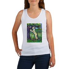 Wheatie Squirrel Chaser Women's Tank Top