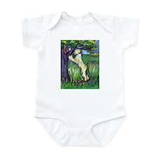 Wheatie Squirrel Chaser Infant Bodysuit
