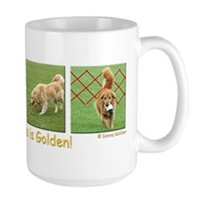 Obedience is Golden Mug