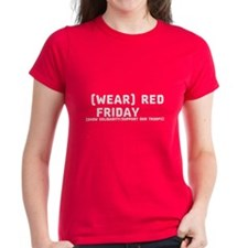 Wear Red Friday Tee